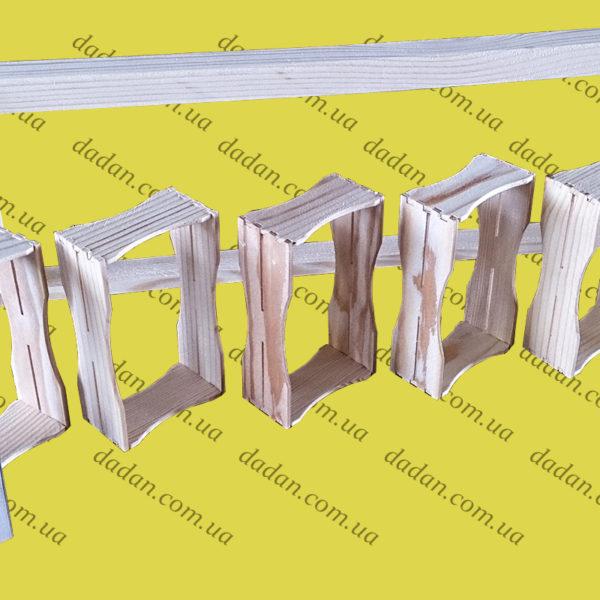 Рамки для сотового меда 115*68