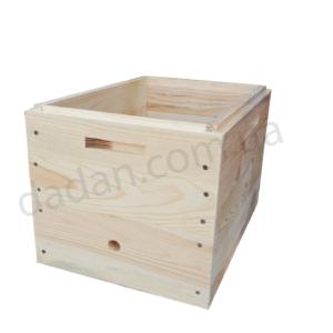 Корпус на рамку Дадана для 8-ми рамочного улья