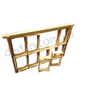 Рамки для сотового меда под рамку Дадана 10 шт.