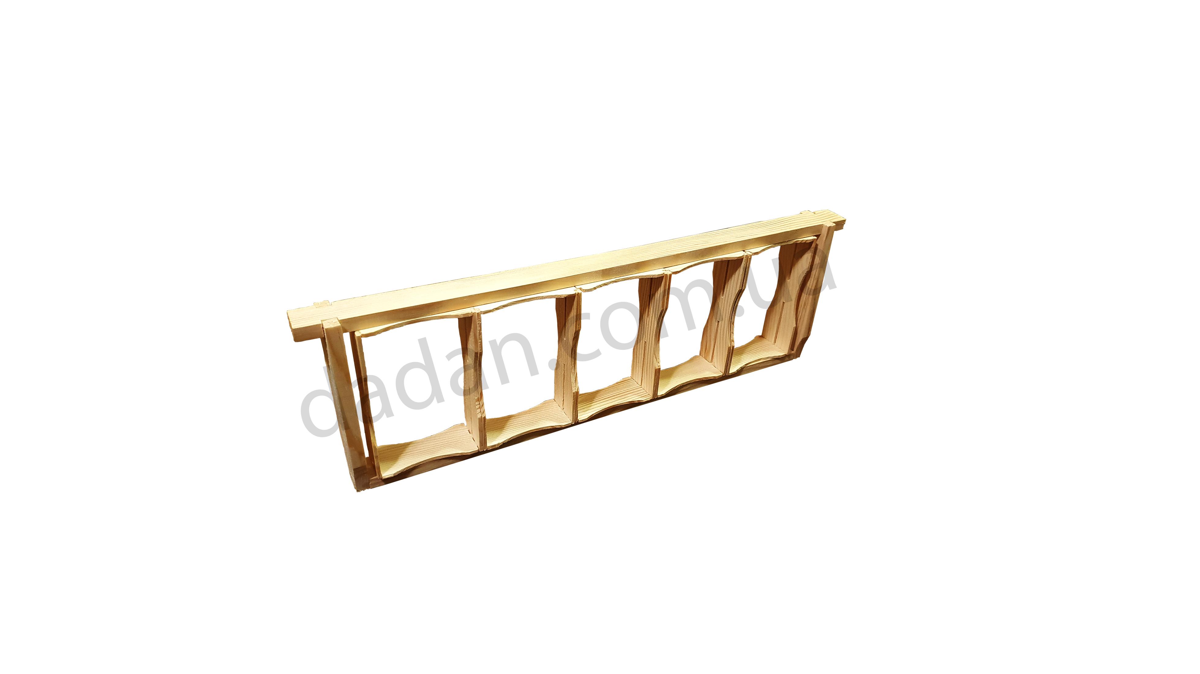 Рамка для сотового меда 125*80*35