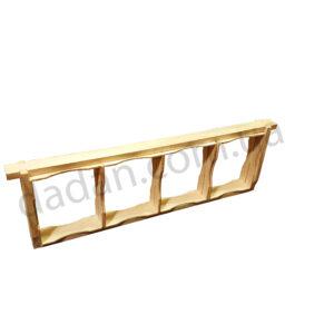 Рамка для сотового меда 125*103*35 мм
